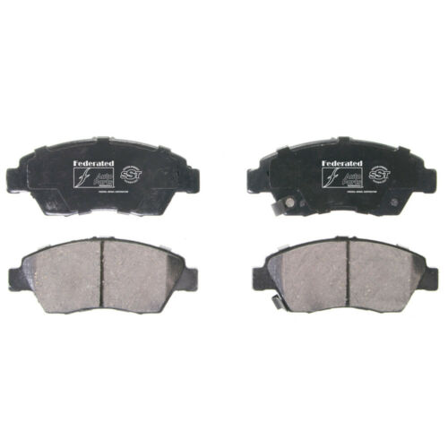 Disc Brake Pad Set Front Federated D621C
