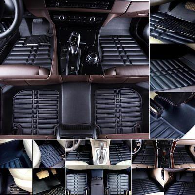Auto Car Floor Mats FloorLiner For BMW X5 2007 2013 All Weather Liner Mats