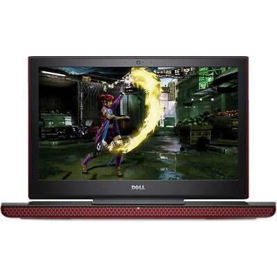 Dell Inspiron I7567 5000Red Pus 15 6  Laptop Nvidia Gtx 1Tb New Best Offer