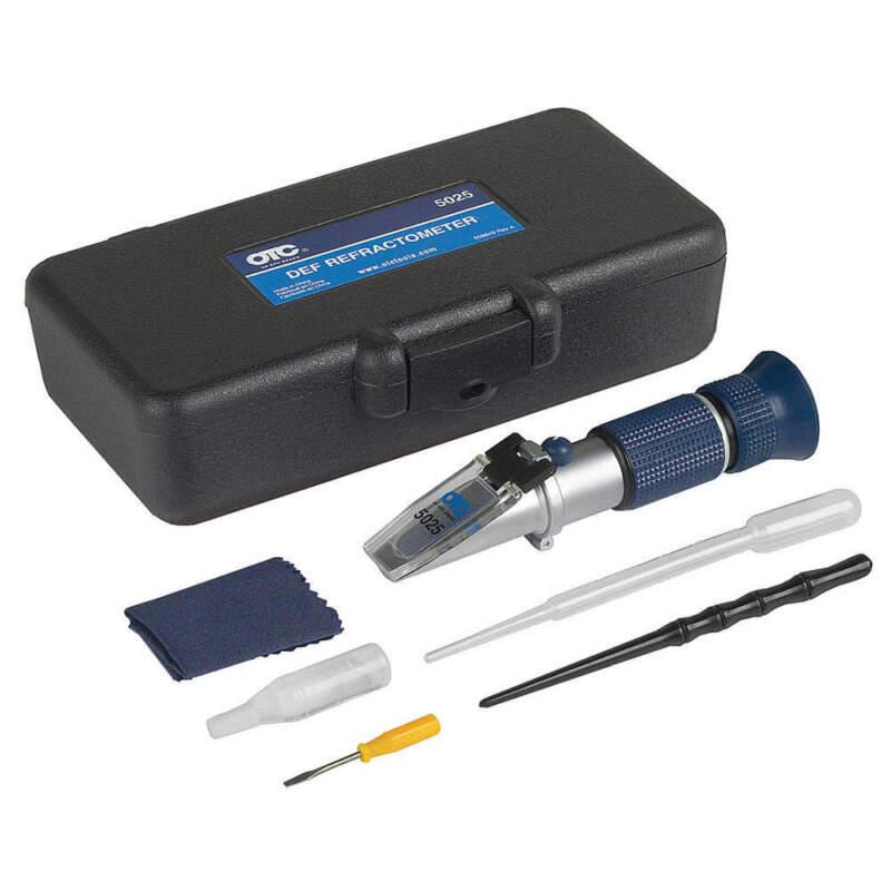 DEF Refractometer Kit, Exhaust, 12In 5025