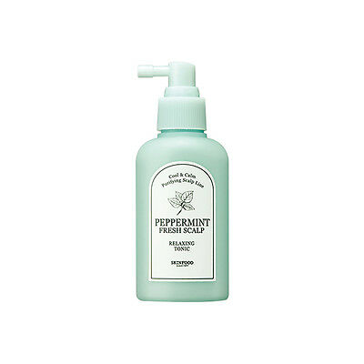 SKINFOOD [Skin Food] Peppermint Fresh Scalp Relaxing Tonic 120ml free gift