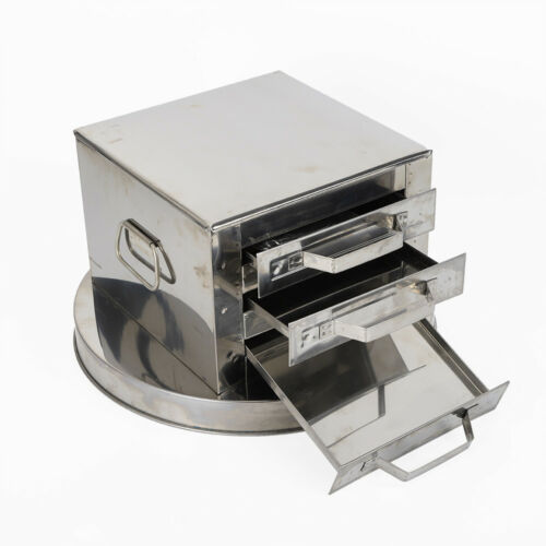 stainless steel 3 layer steamer kitchen food