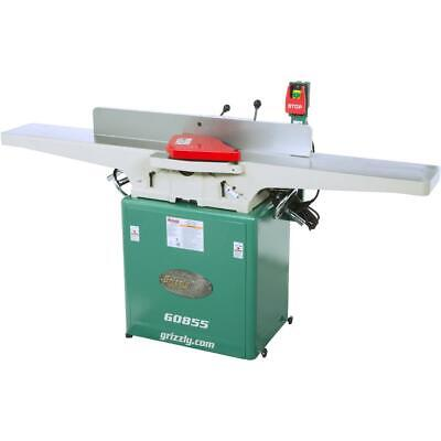 Grizzly G0855 8 X 72 Jointer With Built-in Mobile Base