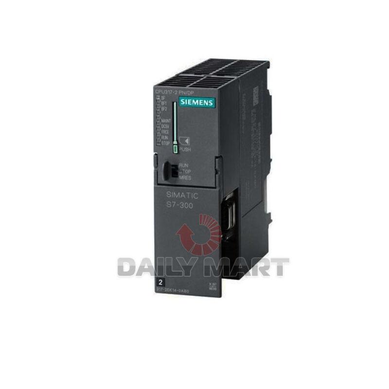 New In Box SIEMENS 6ES7 317-7TK10-0AB00 SIMATIC S7300 CPU Module w/1024KB Memory