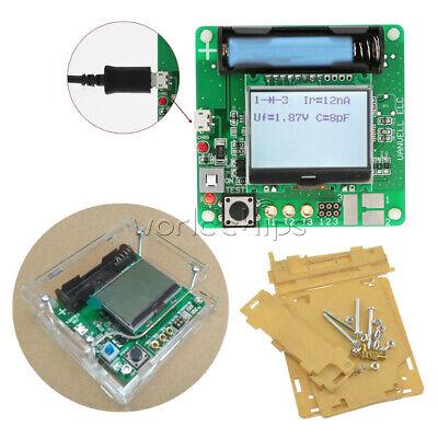 Transistor Inductor-capacitor M328 Esr Meter Digital Lcd Tester Case