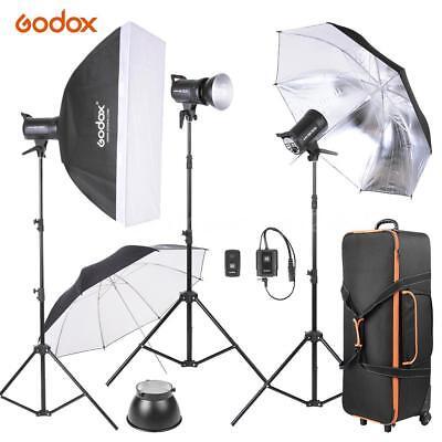 Вспышки и компелкты Godox Photo Studio