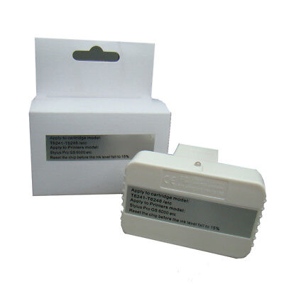 Chip Resetter For Epson Stylus Pro Gs6000 Ink Cartridge T6241-t6248 Wholesale