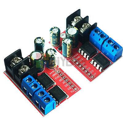 Dual Dc Motor Drive Double H-bridge Remote Control Pwm Speed Control Module 5a