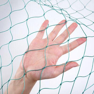 25 X 25ft Anti Bird Netting Mesh Garden Net Poultry Aviary Game Heavy Duty Net