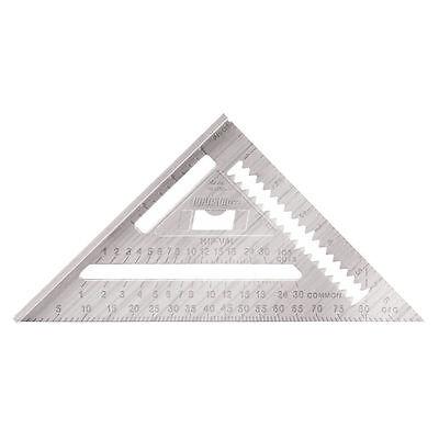 "Johnson Level Ras-1b Heavy Duty 7"" / 18 Cm Aluminum Rafter Angle Square"