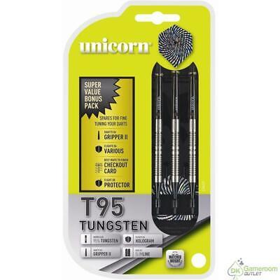 GOLD XTREME 90/% Tungsten 18g Soft Tip Darts #1 Retail $50+ Ringed Grip