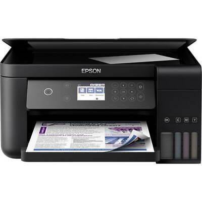 Epson EcoTank ET-3700 Farb Tintenstrahl Multifunktionsdrucker A4 Drucker,