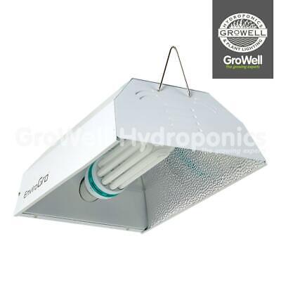 LUMII ENVIROGRO PRO CFL REFLECTOR - CLOSED ENDED - ECO LIGHT E40 - HYDROPONICS