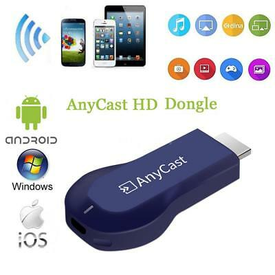 WiFi 1080P Wireless TV Stick AnyCast DLNA Airplay Dongle Empfänger Miracast S6Y8 ()