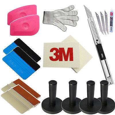 Magnet Rakel Folienmesser Handschuh Profi Folierung - Rakel Set M11