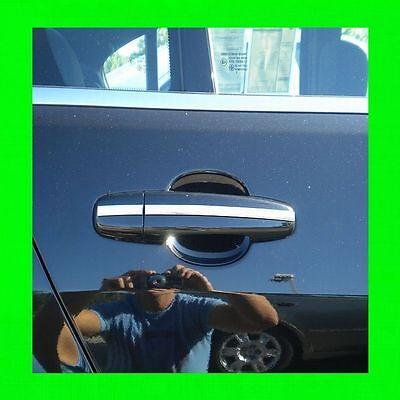BMW CHROME DOOR HANDLE TRIM MOLDING 4PC W/5YR WRNTY+FREE INTERIOR PC 1