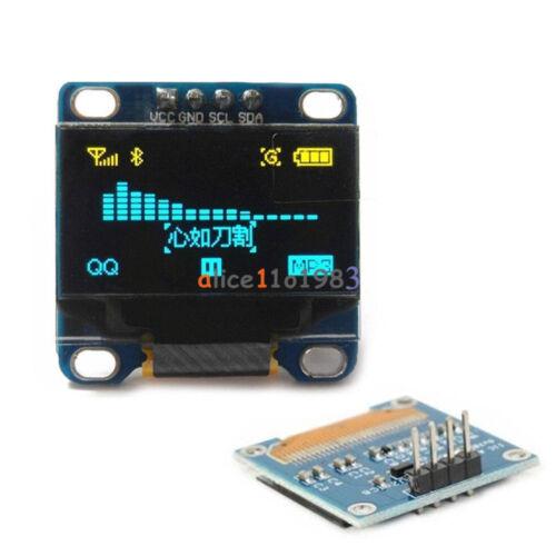 """0.96"""" I2C IIC Serial 128*64 OLED LCD Screen LED Display Module for Arduino Hot"""