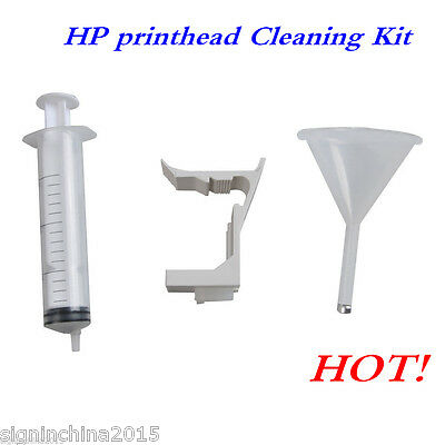 Designjet 130 120 500 800 100 K550 510 Hp Printhead Cleaning Kit