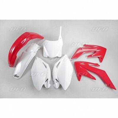 Honda CRF 250 2009 UFO Plastic Kit Red White OEM