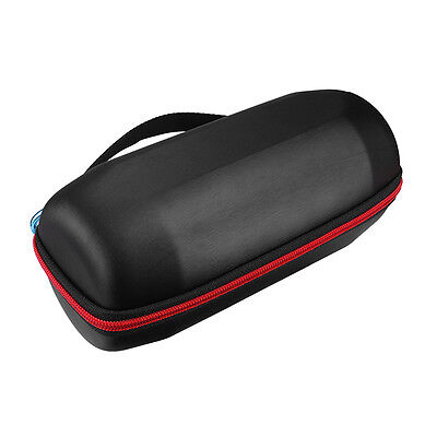 Hard Case Storage Bag w/ Cleaning Cloth for JBL Charge 3 Bluetooth Speaker TH578