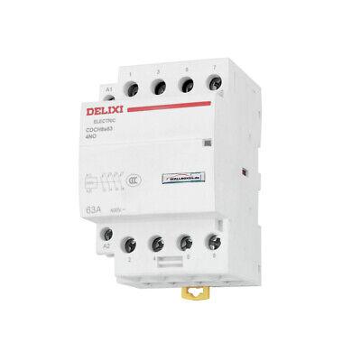 Wallbox24 Installationsschütz 63A 4S AC 230/400V für EV-Ladegerät Elektroauto