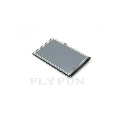 7.0 Nextion Enhanced Nx8048k070 Hmi Usart Lcd Display Module Touch Panel Screen