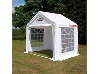 GALA TENT MARQUEE 3M X 3M USED ONCE ONLY!!!