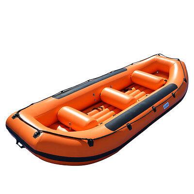 из чего делают лодки для рафтинга