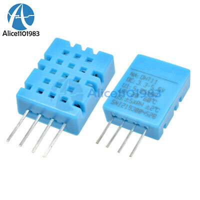 2pcs Dht11 Dht-11 Digital Temperature And Humidity Sensor For Arduino