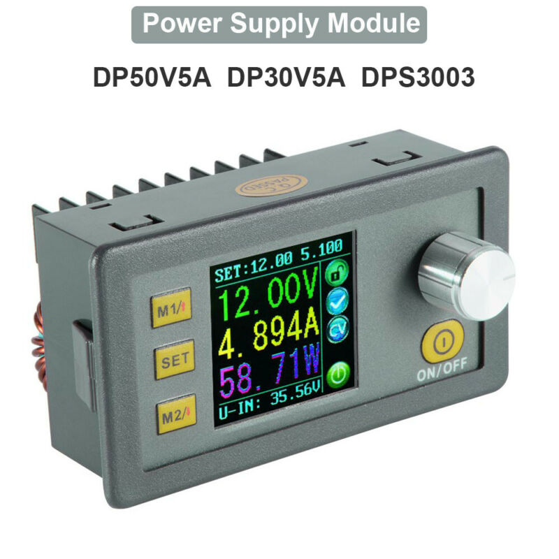 DPS3003 DP30V5A 50V5A DC32V/3A Programmable Step-down Power Supply Module NEW