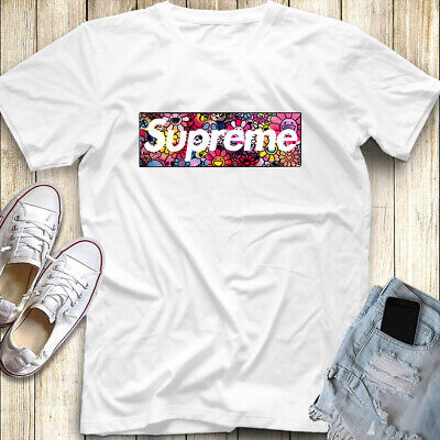 supreme murakami t shirt