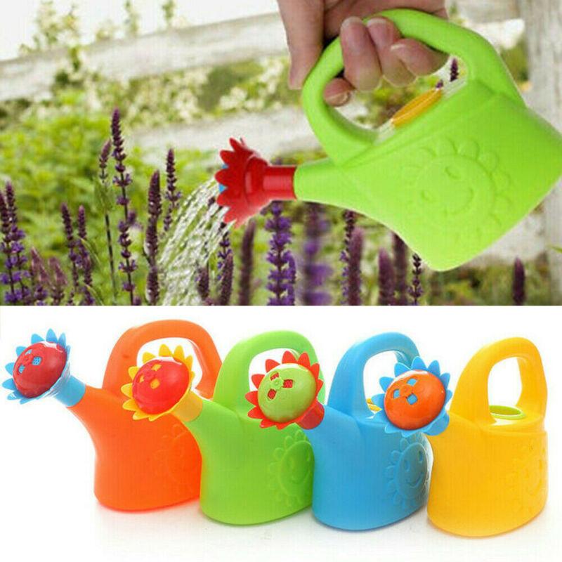 Kids Mini Watering Equipment Plastic Kids Toys Watering Can