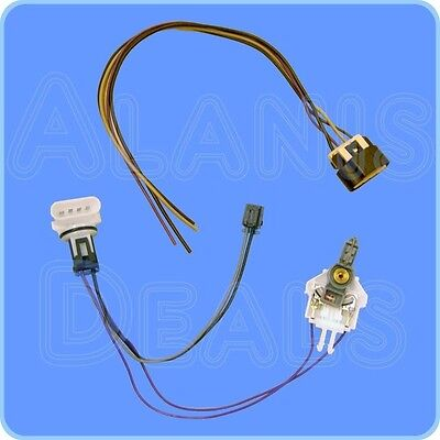 Fuel Level Sensor (Sending Unit) With Upgrade Harness & Connector Fits Chevrolet