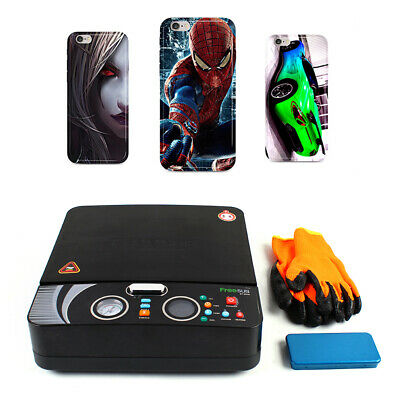 Lcd 3d Vacuum Heat Press Machine For Phone Case Plates Sublimation Accessories