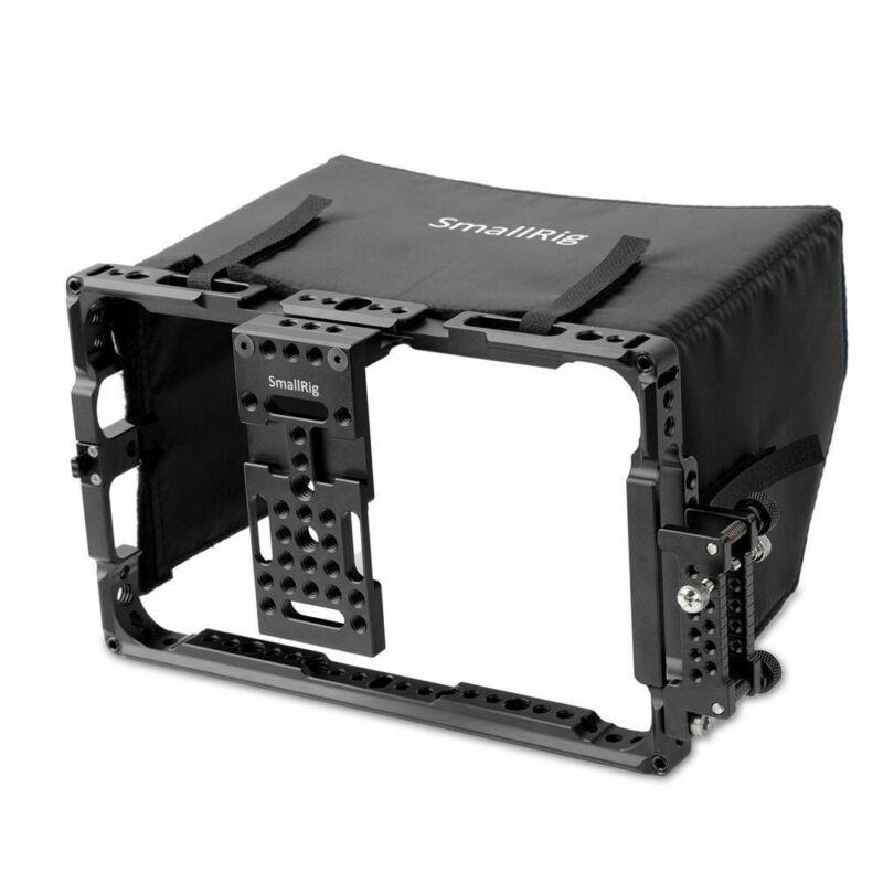 SmallRig Monitor Cage w/Sunhood for ATOMOS Shogun Inferno7 inches Monitors -2008