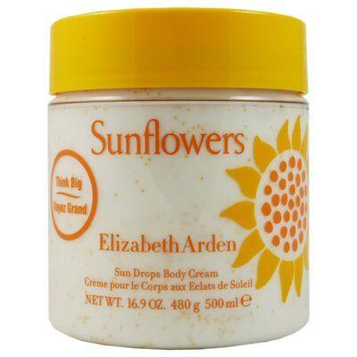 Elizabeth Arden Sunflowers 500 ml Body Cream Körpercreme
