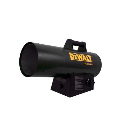 Dewalt 125000 Btu Forced Air Propane Portable Heater Dxh125favhc Construction