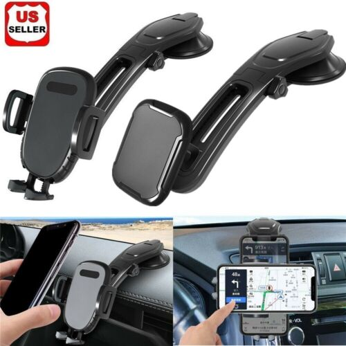 360° Mount Holder Car Windshield Stand For iPhone Samsung Mobile Cell Phone GPS Cell Phone Accessories