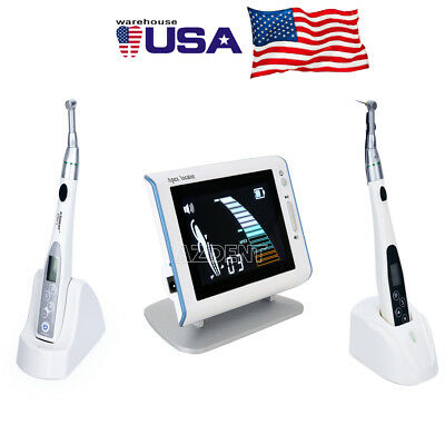 Dental Endo Motor 161 Led Endodontic Treatment Handpiece Apex Locator
