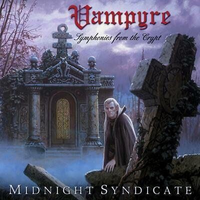 Midnight Syndicate Vampyre Symphonies From The Crypt Halloween Party Music - Classic Halloween Instrumental Music