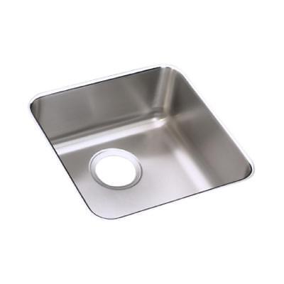 Elkay Gourmet Undermount Steel Kitchen Sink ELUHAD121255 Stainless - Elkay Gourmet Undermount Kitchen Sink
