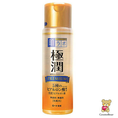 Hada Labo Gokujyun Premium Hyaluronic Acid Lotion 170ml