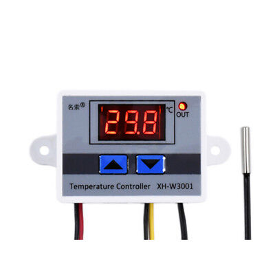 12v Digital Thermostat High Precision Temperature Switch Microcomputer Digital
