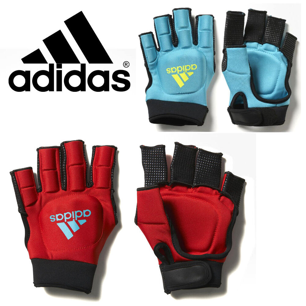 Indirecto abuela Orgulloso  adidas Field Hockey OD Protective Knuckle Gloves Hard Shell & Soft ...