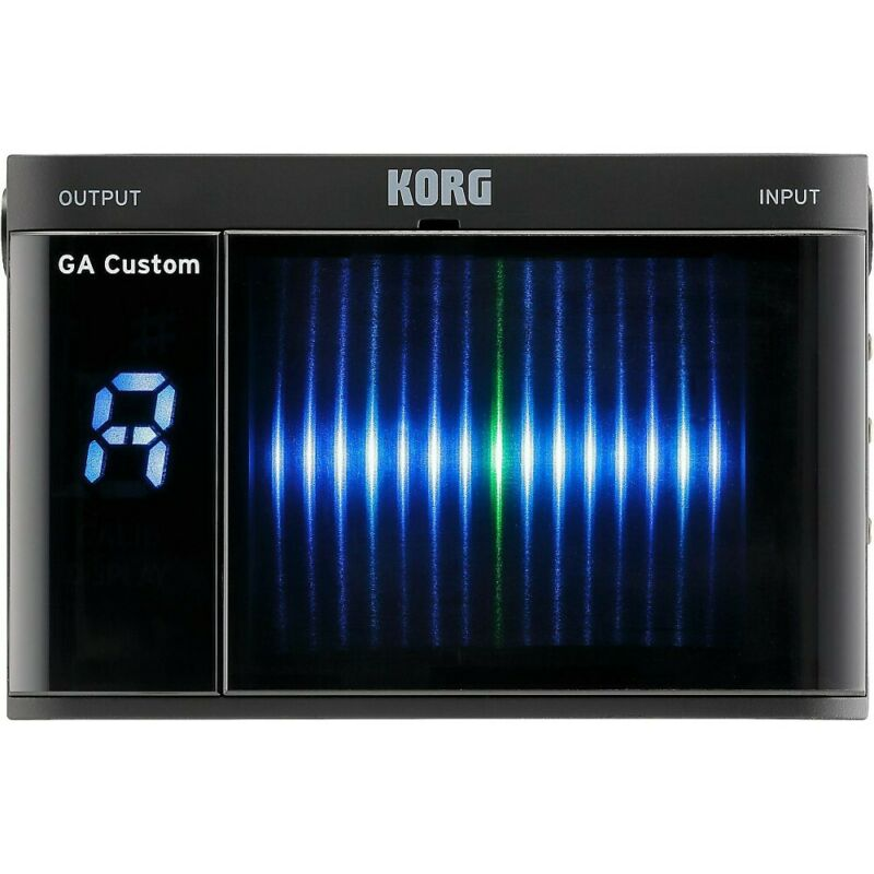 Korg GA Custom Hand-Held Tuner