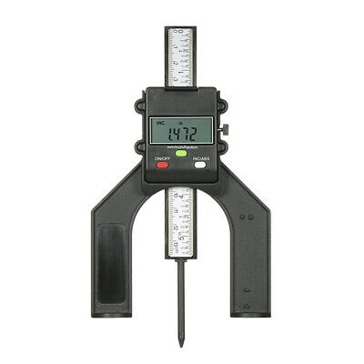 Lcd Digital Height Depth Gauge 0-130mm Measuring Tool For Router Table Saw Q8x6