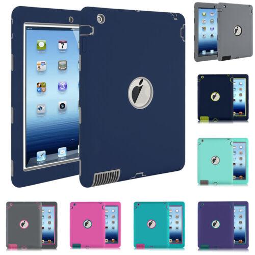 Apple iPad 9.7 (4th Gen) Shock Proof Hard Case