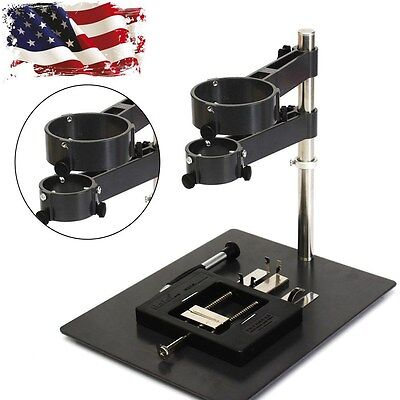 Repair Platform Hot Air Heat Gun Clamp Stand Holder Bga Rework Soldering Station