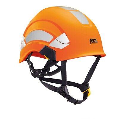 Petzl Vertex Rope Access Arborist Hiviz Orange Helmet Easyclip Ansi Osha 2019