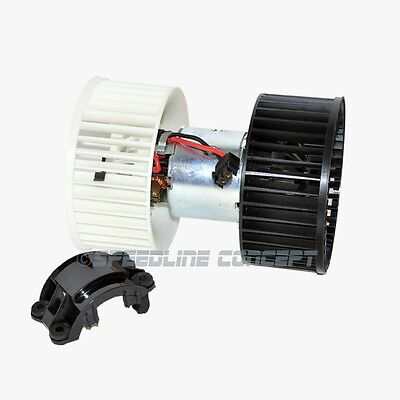 BMW AC Heater Blower Motor KM Premium Quality 53729 / 72797 / 04154